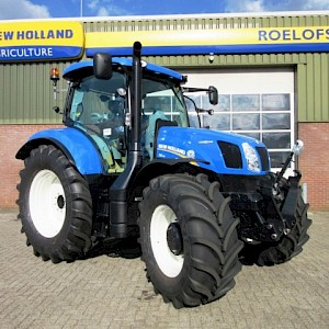 New Holland T6 140 AC