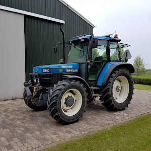 New Holland 6640 sle