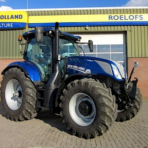 New Holland T7. 175