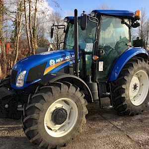 New Holland TD 100 4WD