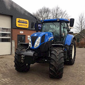 New Holland T7.185 Auto Command CVT