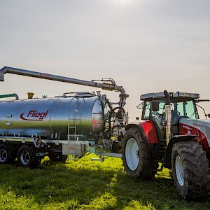 "Fliegl Agrartechnik ""Power ON"""