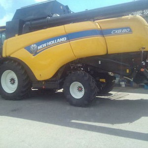 New Holland CX 8.80 DEMO