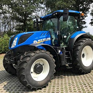New Holland T 7.165 MY 18