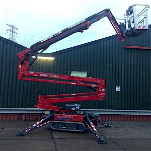 Hinowa LIGHT LIFT 20.10 IIIS
